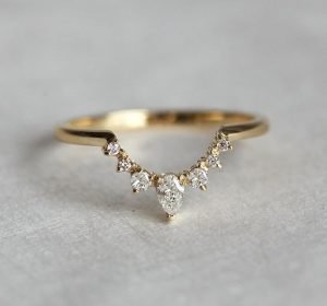 Model cincin emas terbaru